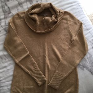 GAP COWL NECK SWEATER SZ S